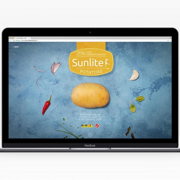 Gropak Sunlite Potatoes Website