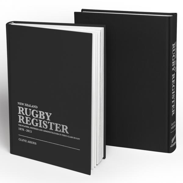NZ Rugby Museum Registry