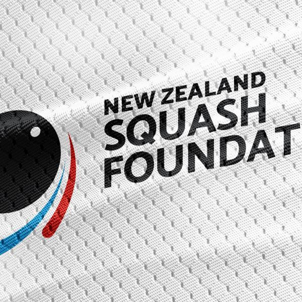 Squash NZ Foundation Brand